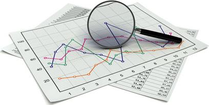 -İstatistikleri / Çizelgeleri / Grafikleri oluşturun