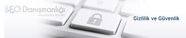 Ayrıca HTTPS Güvenlik ve Gizlilik hedeflerinize yarar sağlar