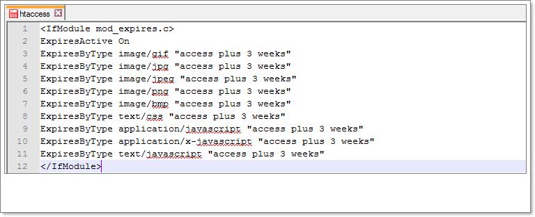 Leverage Browser Caching ( Tarayıcı Önbellekleme ) Nasıl Yapılır ?