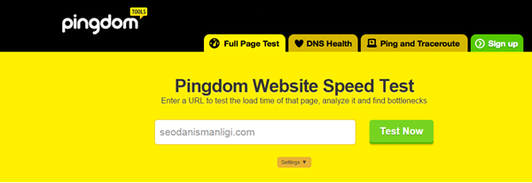 Pingdom_Full_Page_Test_site_analiz_araci