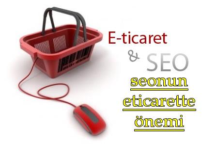 E-Ticaret Sitelerine SEO