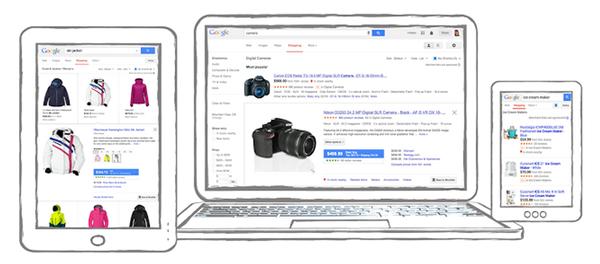 Google E-ticaret Sitelerine Hakimdir