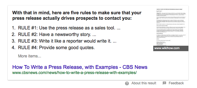 press-release-featured-snippet