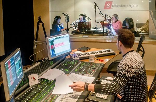 Tanıtım Filmi Seslendirme Stüdyosu
